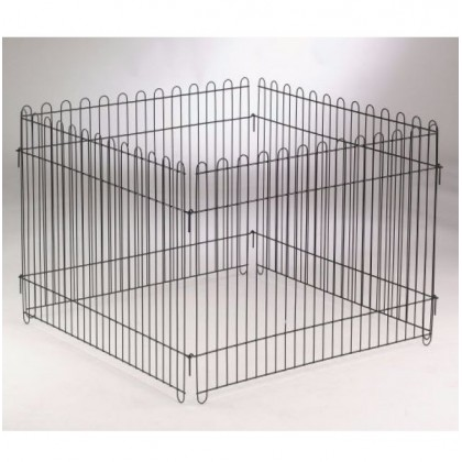 YL301 Metal Play Pen 1pc (5002)
